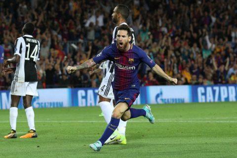 5 điểm nhấn Barca 3-0 Juventus: Messi thăng hoa, Dybala 'tắt điện'