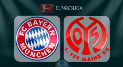 Nhận Bayern Munich vs Mainz, 20h30 ngày 16/9: Mặt trái của ngôi sao