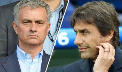 """Mourinho gây sốc với tuyên bố: """"Chelsea của tôi đáng xem hơn Chelsea của Conte"""""""
