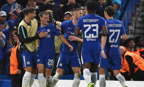 Đẳng cấp chênh lệch, Chelsea 'đánh tennis' với 'tân binh' Qarabag