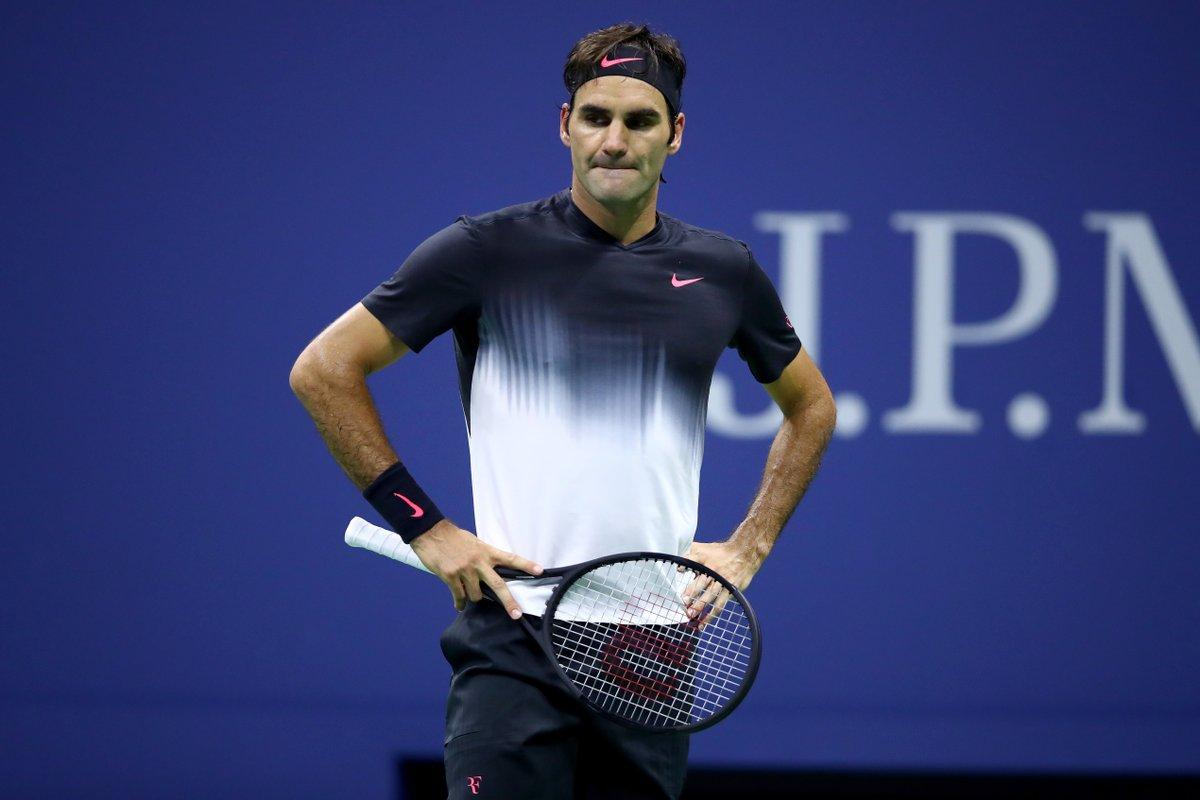 """Lần thứ 2 thua đau Del Potro ở US Open, Federer lỡ hẹn """"Siêu kinh điển"""" với Nadal"""