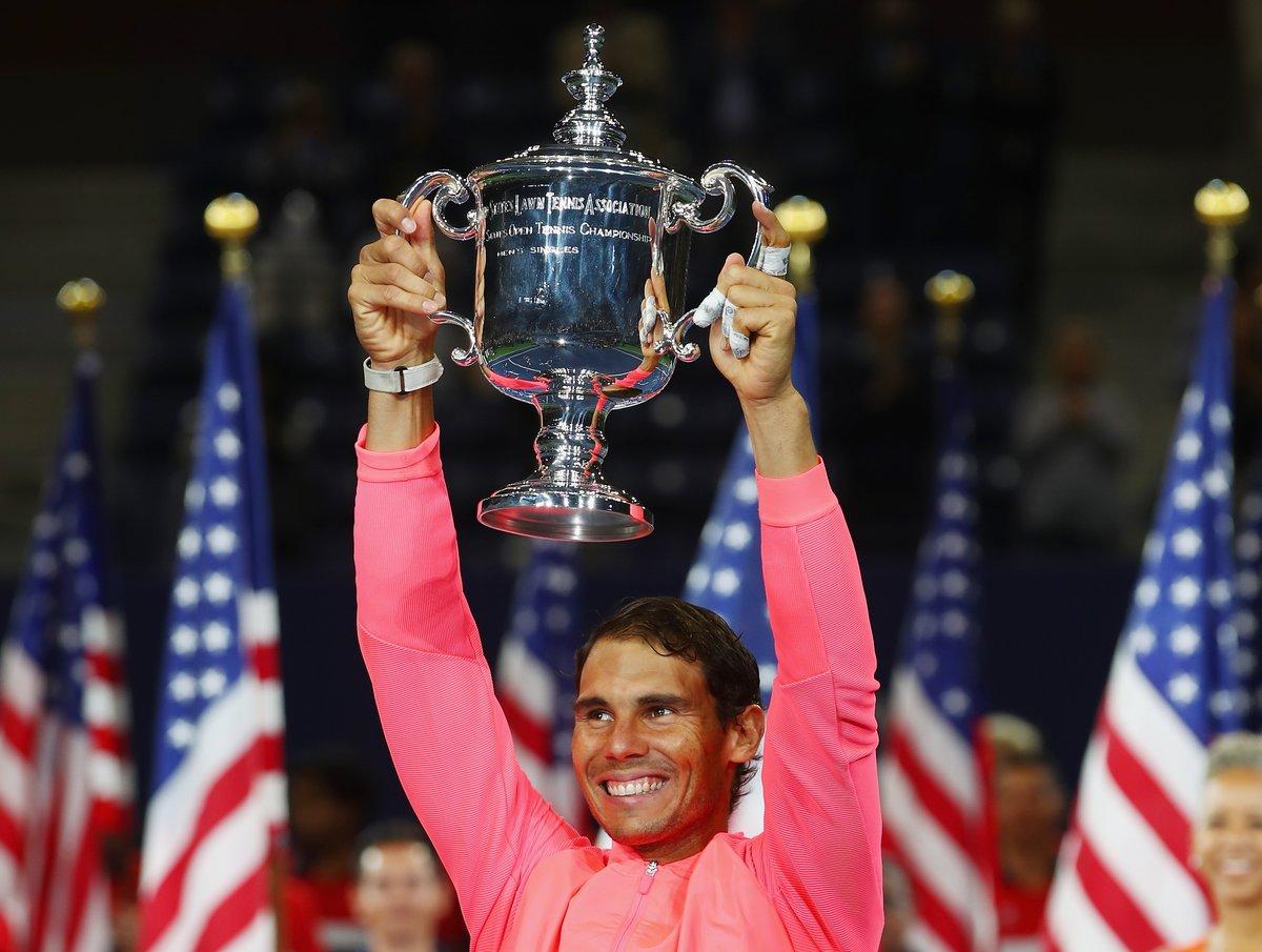 Hủy diệt hiện tượng Anderson, Rafael Nadal lần thứ 3 đăng quang tại US Open