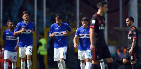 AC Milan phơi áo tại Luigi Ferraris vì anh em nhà Zapata