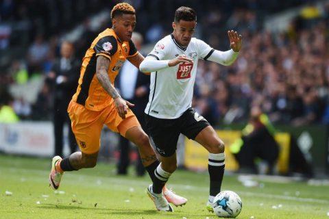 Derby County vs Hull City, 01h45 ngày 09/9: Điểm tựa sân nhà