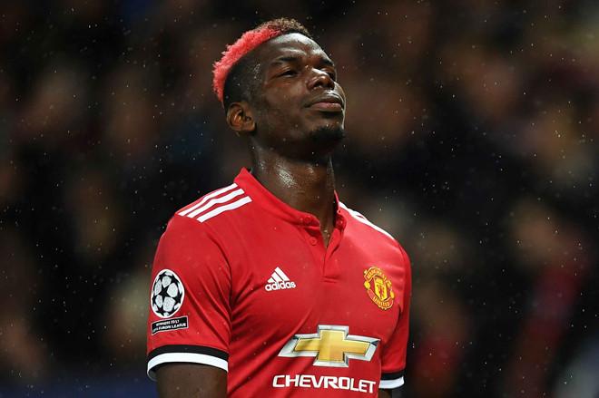 Man United nhận tin cực sốc về chấn thương của Pogba