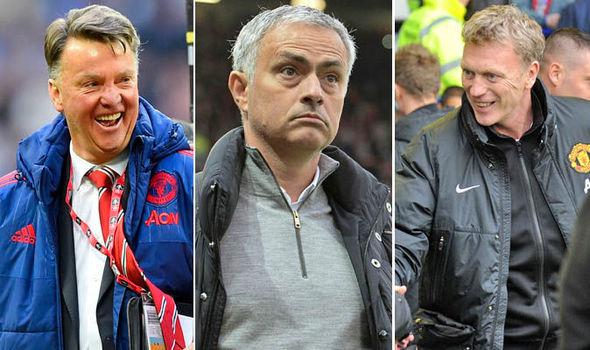 Jose Mourinho lên tiếng về thất bại của 2 người tiền nhiệm tại MU