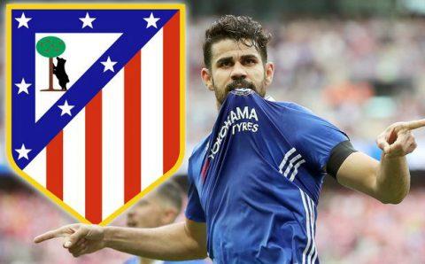 Điểm tin chiều 18/09: Atletico chốt giá Costa, Cavani tự đẩy mình khỏi PSG?