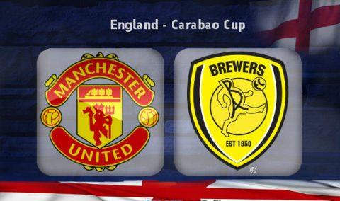 Nhận định Manchester United vs Burton Albion, 2h00 ngày 21/09: Chiến thắng được định trước