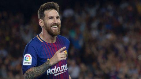 Chỉ cần 4 trận đấu, Messi đã san bằng thành tích của Ronaldo trong cả mùa giải