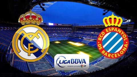 Nhận định Real Madrid vs Espanyol, 01h45 ngày 2/10: Kền kền thắng nhọc!
