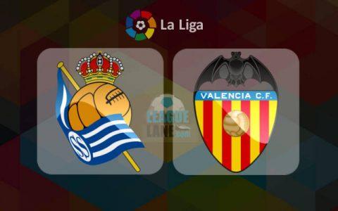 Nhận định Real Sociedad vs Valencia, 01h45 ngày 25/9: Chủ nhà gặp khó