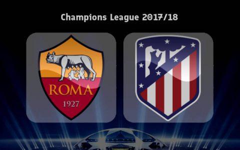 AS Roma vs Atletico Madrid, 01h45 ngày 13/9: Khó khăn chờ đợi thầy trò Simeone