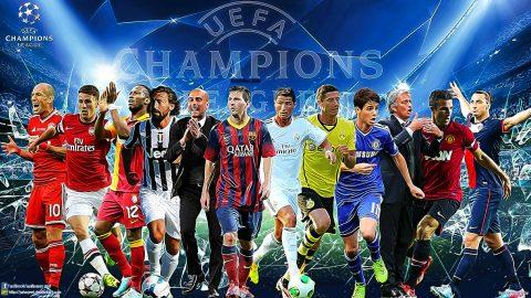 Hướng dẫn xem miễn phí Champions League 2017/18 cho khán giả Việt Nam