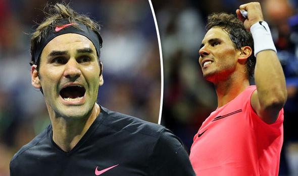 """Nén đau giành vé vào Tứ kết, Federer tiến thêm một bước tới trận """"Siêu kinh điển"""" với Nadal"""