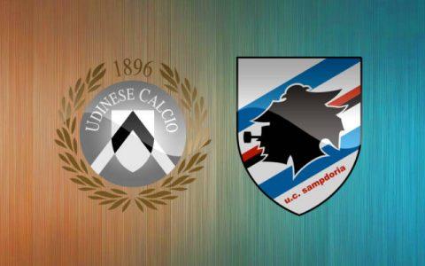 Nhận định Udinese vs Sampdoria, 23h00 ngày 30/09: Chìm sâu trong khủng hoảng