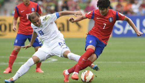 Uzbekistan vs Hàn Quốc, 22h00 ngày 05/9: Không thể mắc lỗi