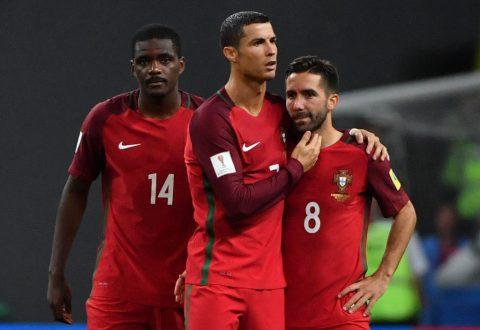 Hành trình lận đận của 6 nhà vô địch Châu lục trên con đường tới Nga dự World Cup 2018
