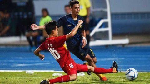 U16 Việt Nam có thể gặp lại Australia ở VCK U16 châu Á 2018