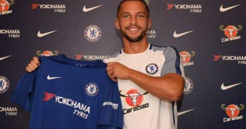CHÍNH THỨC: Chelsea chiêu mộ thành công Danny Drinkwater