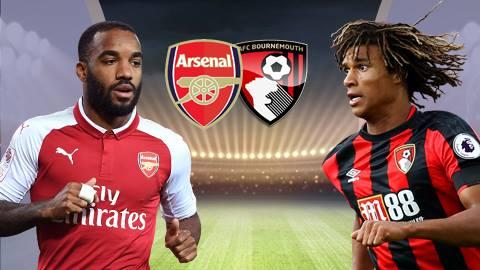 Arsenal vs Bournemouth, 21h00 ngày 09/9: Lấy lại niềm tin