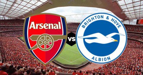 Nhận định Arsenal vs Brighton, 18h00 ngày 01/10: Đi dễ khó về