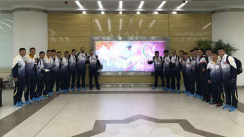 ĐT futsal Việt Nam bước vào hành trình Asian Indoor Games 5