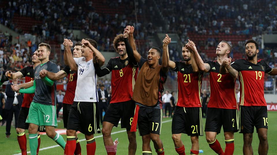 Điểm lại những ĐTQG đã chính thức giành vé đến World Cup 2018