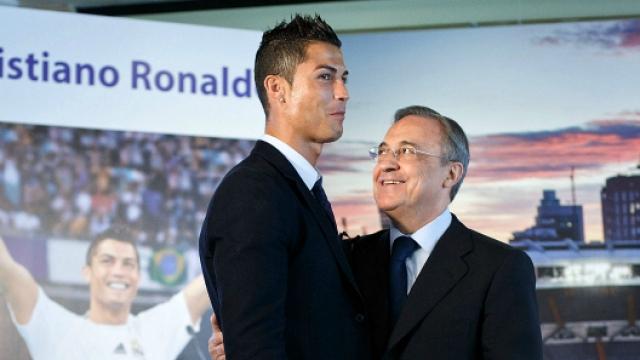 Chủ tịch Perez lên tiếng bảo vệ Ronaldo trước nghi án trốn thuế