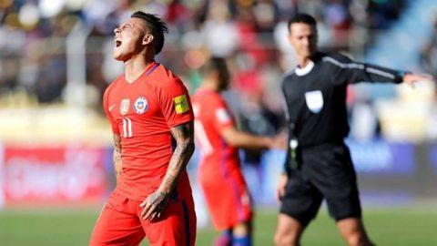 Kết quả Bolivia vs Chile: Bất lực, khóc hận và nước Nga xa vời