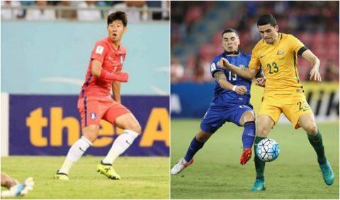 Hạ màn vòng loại World Cup khu vực châu Á: Nghẹt thở đến phút bù giờ, kịch tính như phim hành động
