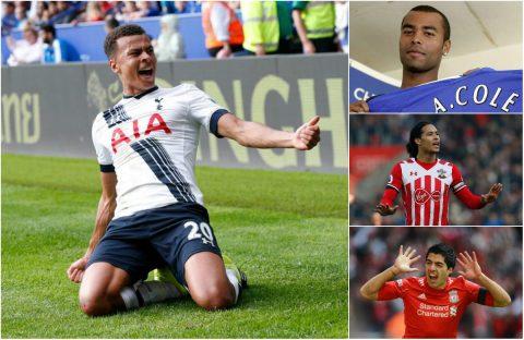 Điểm mặt 10 hợp đồng vào ngày cuối chuyển nhượng thành công nhất Premier League