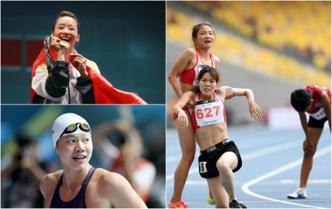 Những khoảnh khắc đẹp nhất của các cô gái Vàng Việt Nam tại SEA Games 29