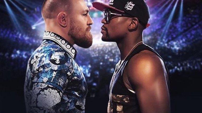 Thất bại ở lần so găng trước, McGregor gạ Mayweather sang thi đấu MMA