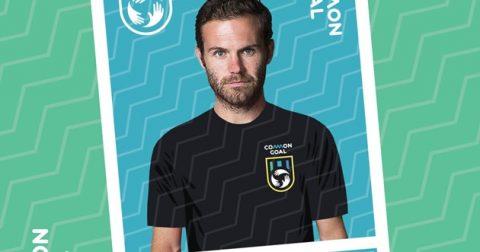 """Những cầu thủ cùng chung tay trong chiến dịch """"Common Goal"""" của Mata"""