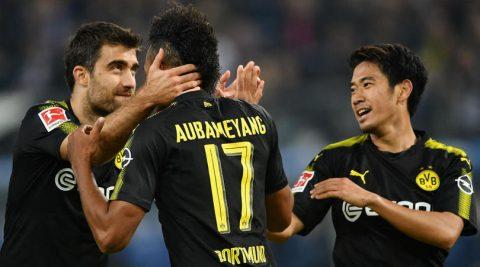 Bắn hạ Hamburg, Dortmund tái chiếm ngôi đầu Bundesliga
