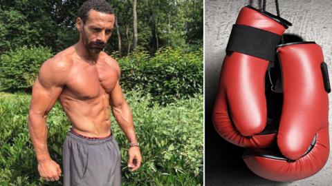 SỐC: Huyền thoại MU muốn lấn sân vào làng Boxing ở tuổi 38