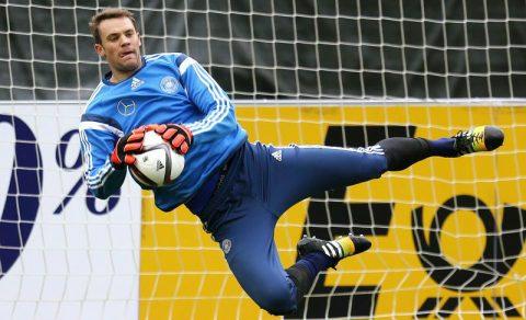 """XÁC NHẬN: """"Siêu nhện"""" Neuer có thể nghỉ hết năm 2017"""