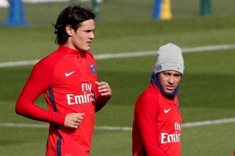 Cuối cùng, Neymar đã công khai xin lỗi Cavani