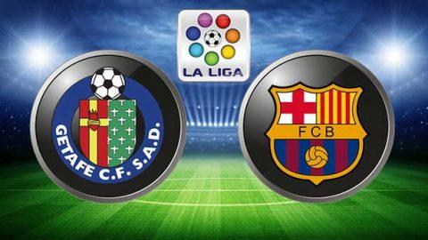Nhận định Getafe vs Barcelona, 21h15 ngày 16/9: Bão tố tại Coliseum Alfonso Perez