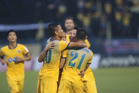 Trước vòng 20 V-League: Thanh Hóa xây chắc ngôi đầu, Long An gặp khó ở Hàng Đẫy?