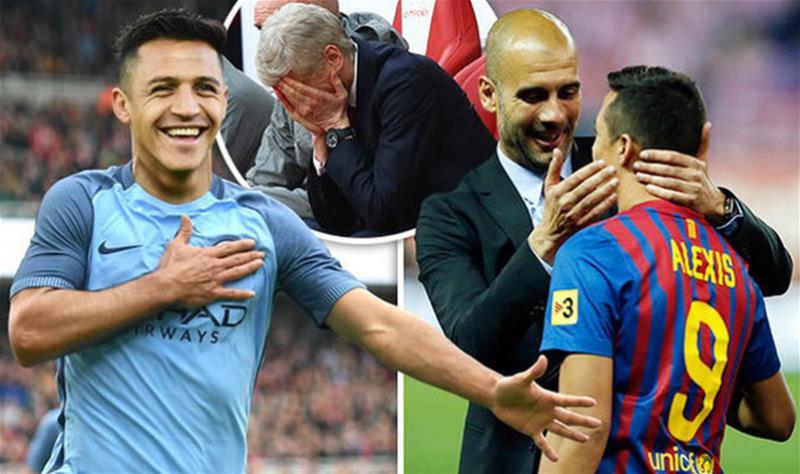 Man City chơi đòn 'cực hiểm', mua sao Arsenal với giá siêu rẻ