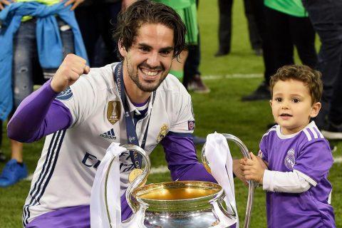 """Real Madrid """"trói chân"""" thành công Isco bằng 700 triệu euro"""