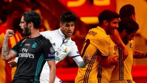 Real Madrid : Phòng thay đồ đang chia rẽ trong cơn giận của Isco và Asensio
