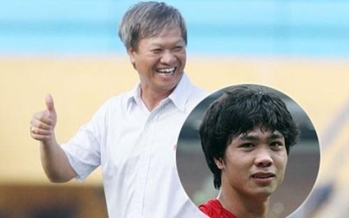 """Ông Hải """"lơ"""" khuyên HLV Mai Đức Chung """"mạnh dạn dùng Công Phượng đấu Campuchia"""""""