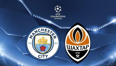 Nhận định Manchester City vs Shakhtar Donetsk, 1h45 ngày 27/09: Phân định ngôi đầu bảng
