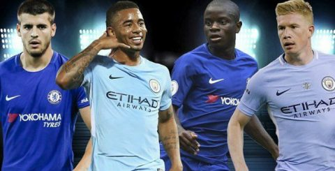 5 điểm nóng quyết định đại chiến Chelsea – Man City: Chuyến đi nhiều bất trắc