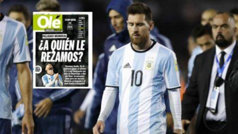 ĐT Argentina thi đấu bết bát, Messi bị chỉ trích 'không thương tiếc' tại quê nhà