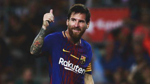 Lộ mức phí giải phóng hợp đồng siêu khủng của Messi