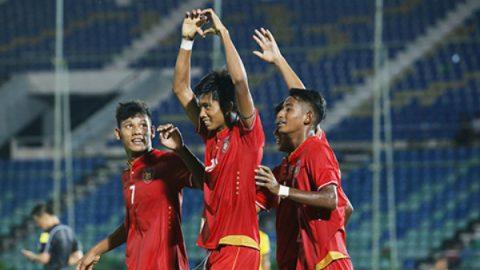 U18 Myanmar vs U18 Malaysia, 18h30 ngày 15/9: Tiếp đà hưng phấn