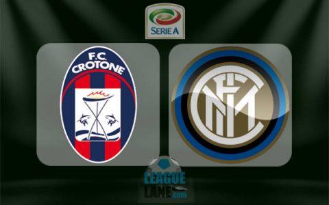 Nhận định Crotone vs Inter Milan, 20h00 ngày 16/9: Tiếp đà thăng hoa
